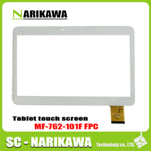"Original 10.1"" inch Tablet PC MF-762-101F FPC Capacitive Touch screen panel Digitizer Glass Sensor Free Shipping"