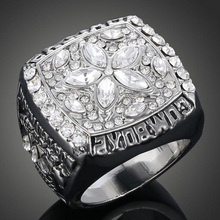 1995 Super Bowl Dallas Cowboys Alloy Fashion Custom Sports Replica Fans World Championship Ring For Women And Men Jewelry(China)