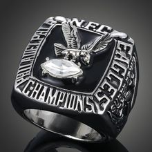 1980 Philadelphia Eagles Superbowl Champion Ring,Amerian Football Fans Collection,Philadelphia Eagles 1980 Superbowl Ring(China)