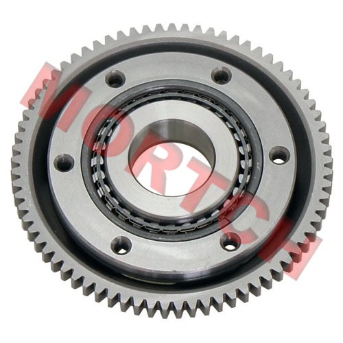 22 CF500cc CF188 Overrunning Clutch For The Stock Starter On A CFMoto 500cc 625cc 800cc Engine 73 Teeth Motorcycle Replacement<br><br>Aliexpress
