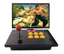 Computer PC USB arcade joystick gamepad game controller joypad, plug and play, real street fighting feeling
