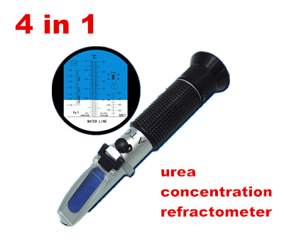 Hand Held Optical 4-in-1 Freezing refractometer concentration of urea with ATC for car manufacturers large fleet 50% off<br><br>Aliexpress