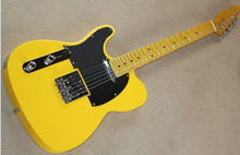 Factory Custom Vintage 52 TL Reissue - Butterscotch Blonde TL left hand telecaster Electric Guitar Free Shipping 11(China)