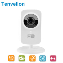 HD Mini Wifi IP Camera Wireless 720P Smart P2P Baby Monitor Network CCTV Security Camera Home Protection Mobile Remote Cam(China)