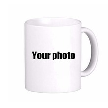 ANGRLY Your Own Unique Picture Logo Custom Made Coffee Mug Novel Mugs Color Ceramic Cup Water Office Beer Cups Two Sided Printed