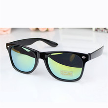 11 Colors Mirrored Vintage Men Women Sunglasses Black Famous Luxury Male Female Sun Glasses Brand Designer White Glasses