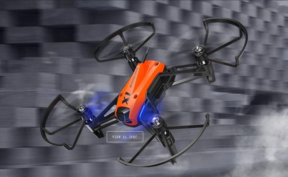 Wingsland X1 Mini Camera Drone (2)