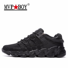 Buy MVP BOY Men's Running Shoes Lightweight Male Jogging Fly Sneakers Breathable Outdoor Sport shoes Men Athletics Trainer Shoes for $26.60 in AliExpress store