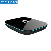 Q-Box Android TV Box 2GB/8GB 1000Mbps BT4.0 XBMC Dual Band 2.4Ghz/5G WIFI Media Player internet Set Top Box H.265 xbmc