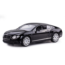 1:14 Rastar RC Cars Toys For Children Boys Gifts Machines On The Remote Control Radio Controlled Cars Bentley GT Speed 49800