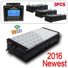 Mobile Control 270W Dsuny Full Spectrum WIFI Aquarium LED Lighting Dimmable Coral SPS LPS Marine Reef LED Light Sunrise Sunset