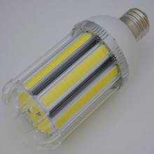 Free shipping E27/ E40 30W LED COB Corn Light garden light with aluminum body COB warehouse lamp AC85-265v