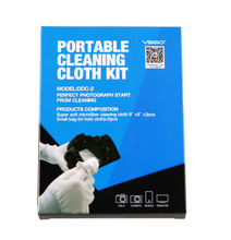 NEW! Microfiber camera lens cleaning cloth for Canon Nikon Zeiss DSLR lenses clean