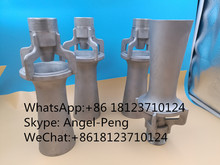 "1.5"" -316ss,1pcs weight 2kg,Tank jet mixing eductor venturi spray nozzle,eductor nozzle,Water treatment Spray Nozzle"