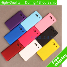 For Xiaomi Redmi 2 Redmi2 Ultra Thin Scrub Phone Shell Frosted Plastic Matte Hard Back Case Cover Protective Shell
