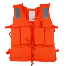 Adult and children Professional swimming life jacket thickening marine clothes M056