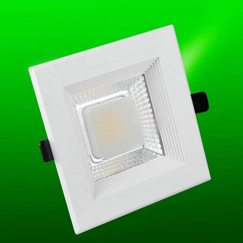 10pcs/lot COB LED Ceiling Light 10W 20W 30W 40W COB LED Lamps Ceiling lights CE&amp;RoHS AC110V-240V Ceiling LED Spotlights For Home<br>