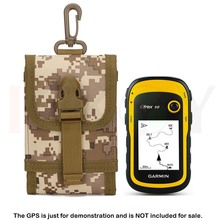 Muti-funtion Military Tactical Pouch Hanging Bag Portable Protect Nylon Case for Hiking GPS Garmin Etrex 10 20 30 10x 20x 30x