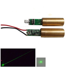 532nm green laser module laser head device stage light show laser module positioning sight 200mW gloves(China)