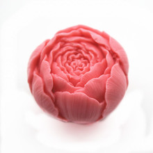C608 rose chocolate mold die mold food silicone soaps(China)