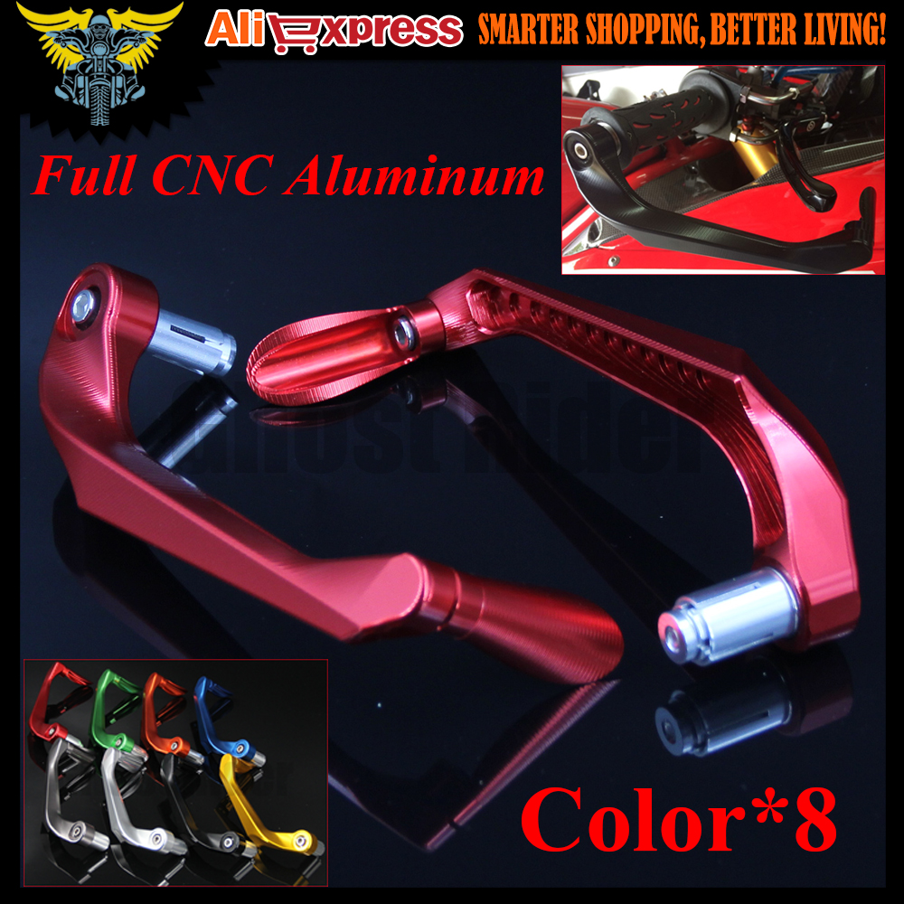For Ducati DIAVEL /CARBON Diavel/Carbon/XDiavel/S 999/S/R 7/8 22mm CNC Motorcycle Handlebar Brake Clutch Levers Protector Guard<br>