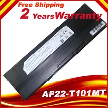 New  7.3V 4900mah replacement Laptop Battery for Asus Eee PC T101 T101MT AP22-T101MT 90-0A1Q2B1000Q 90-OA1Q2B1000Q Free shipping