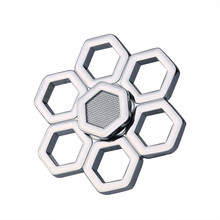 Buy New Spinner Tri-Fidget Finger Hand EDC Triangle Metal Focus ADHD Autism Gift finger Spinner Hand relieves stress fidget spinner for $3.60 in AliExpress store