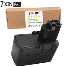 7XINbox 12V 2000mAh NiCd Battery For Bosch BAT011 GSB12VE-2 BH1214H BH1214L BH1214MH H1214N 3305 2 607 335 054 / 2 607 335 090