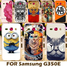 Mobile Phone Case For Samsung Galaxy Star Advance G350E 4.3 inch Galaxy Star 2 Plus SM-G350E Bag Covers Shell Skin Capa
