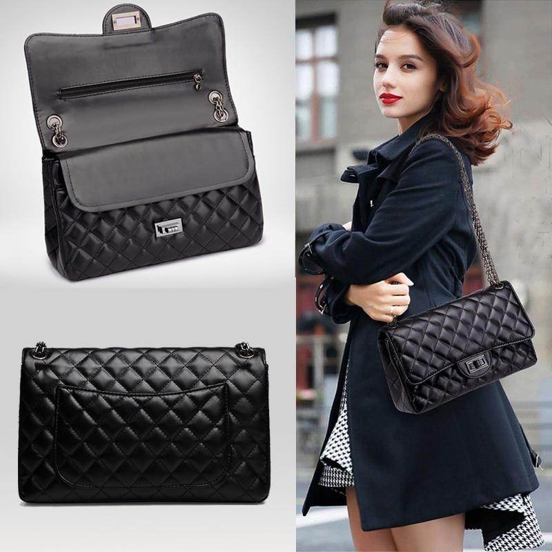 Z0001 luxury Brand Crossbody Bags sheepskin Women shoulder Bag Designer Handbags High Quality Chain Ladies Women Messenger Bags<br>