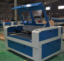 Large size LT-1410 CNC laser machine engraving photo and cutting acrylic with auto focus