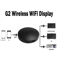2017 Mini G2 Wireless WiFi Display Dongle RK3036 Receiver 1080P HD TV Stick Airplay Adapter Media for Google Chromecast 2