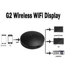 kebidumei Mini G2 Wireless WiFi Display Dongle RK3036 Receiver 1080P HD TV Stick Airplay Adapter Media for Google Chromecast 2(China)