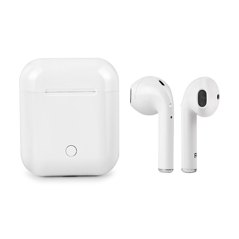 New TWS Bluetooth Earbuds Double Ear Wireless Earpiece Headsets Earphones Wireless Earphone For Andorid Iphone<br>