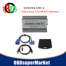 OTC 2 Scanner for T-OY-OTA with Latest V11.00.017 Software for all Toyota and Lexus Diagnose and Programming(China)