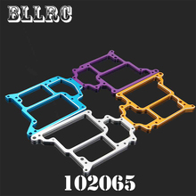 Buy RC car 1/10 HSP Spare Parts 102065 02069 Purple Compact Aluminum Radio Tray Upgrade Parts 1:10 RC Model Car Road 94102 for $4.15 in AliExpress store