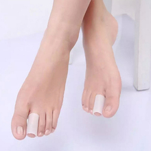2Pcs Silicone Gel Bunion Splint Big Toe Separator Overlapping Spreader Protection Corrector Hallux Valgus Foot Massager C172