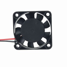5 pcs/lot Gdstime Mini 4cm 4010s 40mmx40mmx10mm 2Pin 12V 9 Blade Brushless DC Cooling Cooler Fan For PC Computer VGA CPU IC Card