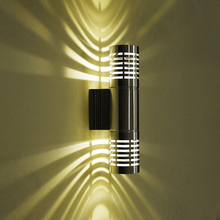 6W Cylindrical LED wall lamps modern indoor wall lights led home decoration light for Corridor Porch Lighting Home lighting(China)