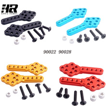 2pcs RC car Shock absorber adjustment seat mounting plate bracket for AXIAL SCX10 JEEP Wrangler 90022 RC Crawler car model