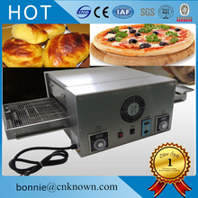 Stainless Steel Electric conveyor pizza ovenl pizza bread making machine free shipping