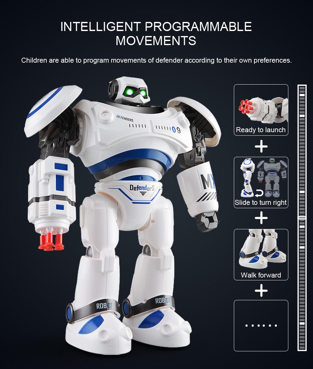 Kvaliteetne RC robot