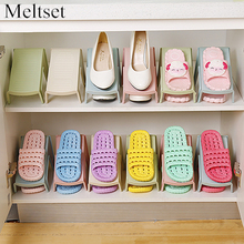 Creative Simple Shoes Storage Holder Home Family Closet Shoes Storage Rack Shelf