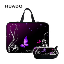 "Butterfly laptop bag 15.6"" notebook case 13"" computer accessories bag 17"" 12"" 14"" tablet sleeve for mac pro 15/xiaomi 13.3/ asus"