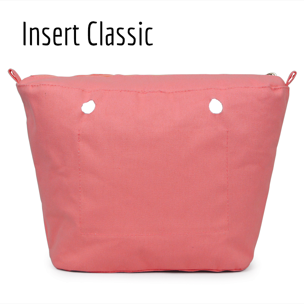 New Inner Lining Zipper Pocket for Classic Size Obag Super Advanced Insert with Inner Waterproof Coating for O Bag<br><br>Aliexpress
