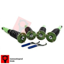 Coilovers Suspension for 04-08 Acura TSX 03-07 Accord Shock Absorbers Struts absorber   Spring Green Rear Front