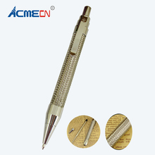 ACMECN 2017 Hot Sale Unique Design Office & School Supplier Writing Instrument Ball Pens MB Style Braid Propelling Ballpoint Pen(China)
