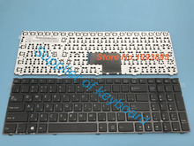 New Russian keyboard FOR Medion Akoya MSI E6237 E7416 P7627 P7628 E6239T P6643 P7631 MD 98873 Russian Keyboard Small enter Frame