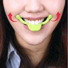 New Design Smile Brace Maker Random Color Personal Smile Beauty Exerciser Mouth-shape Training Brace Smiling Beauty Care