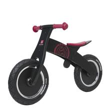 Professional Child's Wooden Bike Kid Bicycle Cycling Safety For Children Height 85cm-130cm